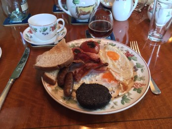 Breakfast at Rothes House