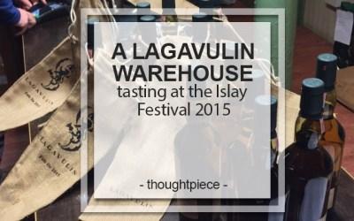Lagavulin warehouse