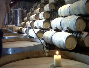 Sulphur Candles and Barrels