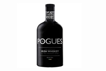 Shot from The Pogues Whiskey review on GreatDrams.com