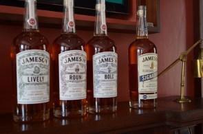 Jameson Whiskey Range