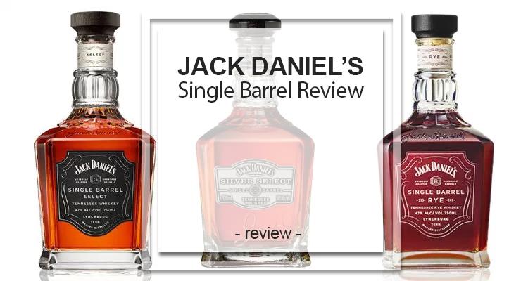 Jack Daniel's Single Barrel Review