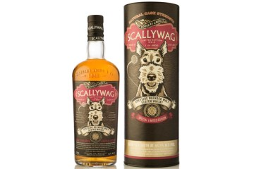 Scallywag Cask Strength Batch 002