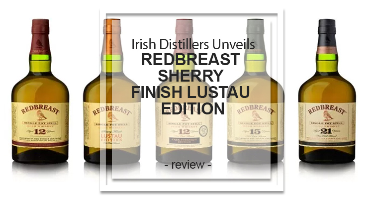 Redbreast Lustau Edition