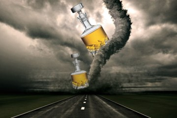 whisky disaster