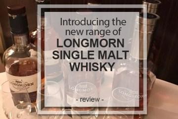 longmorn single malt