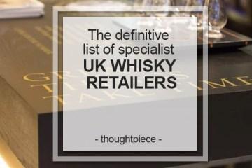 uk whisky retailers