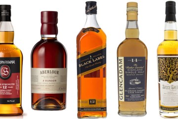 whiskies under £50