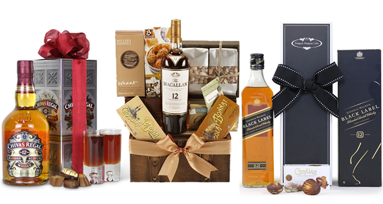 Whisky as a Gift