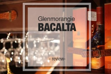Glenmorangie Bacalta review on GreatDrams.com