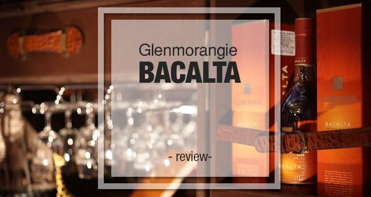 Glenmorangie Bacalta review on GreatDrams.com