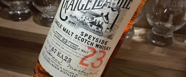 craigellachie 23 year old