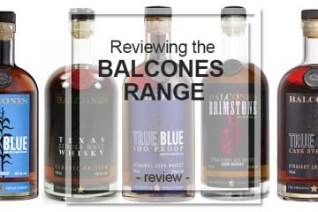 balcones range