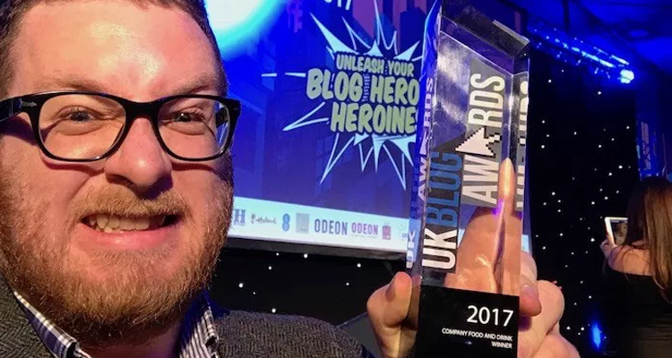 UK Food and Drink Blog of the Year