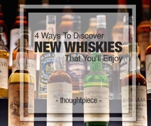 new whiskies
