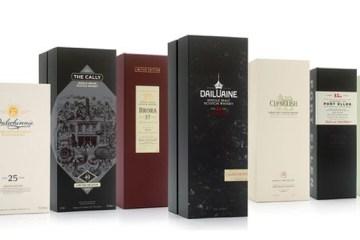 luxury spirits packaging