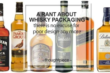 whisky packaging
