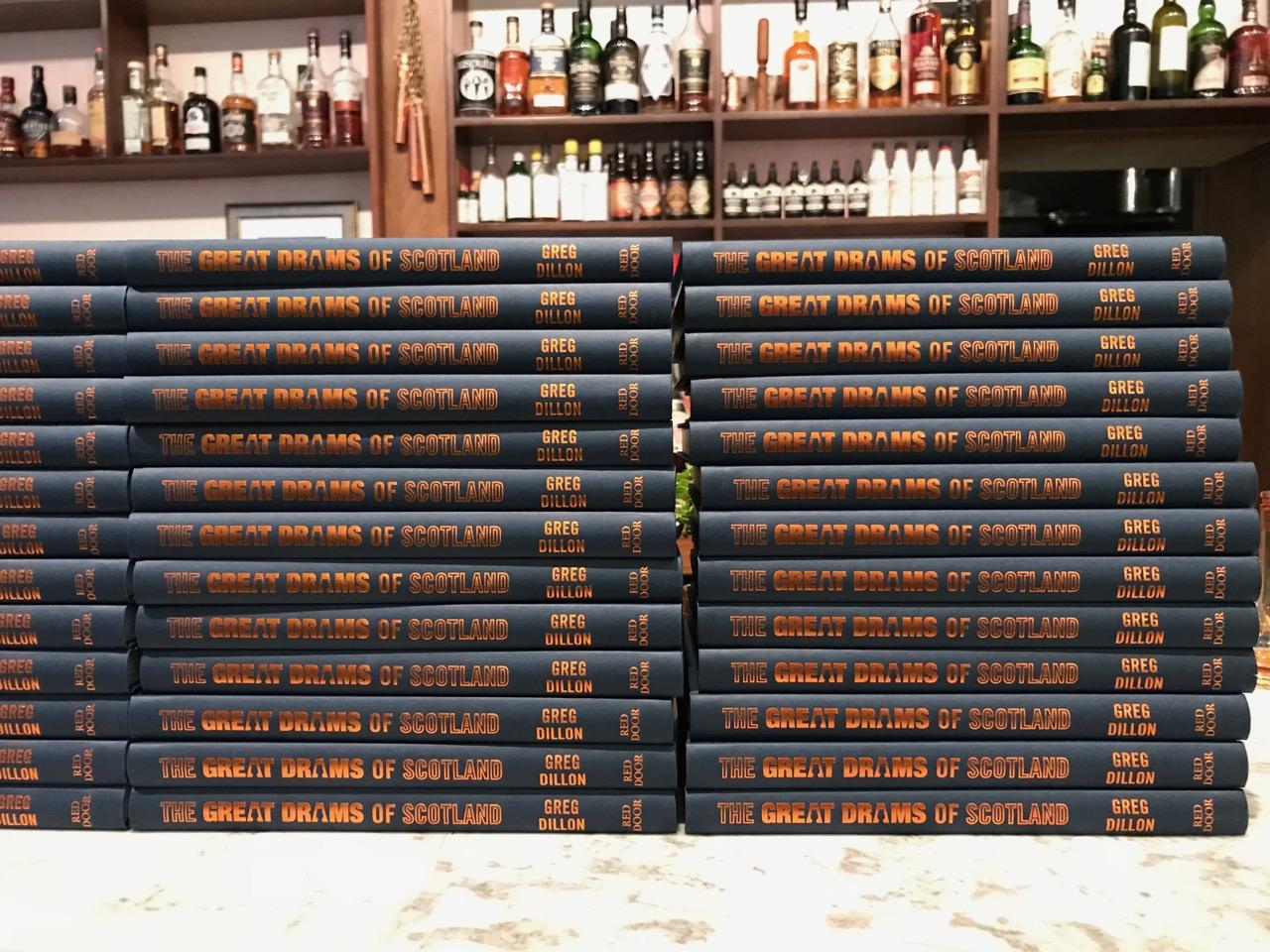 the greatdrams of scotland book a whisky book by greg dillon