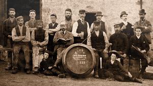 a brief history of scotch