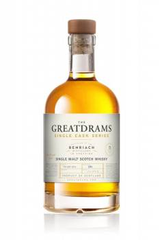 greatdrams benriach bottle single 50cl adjusted colour