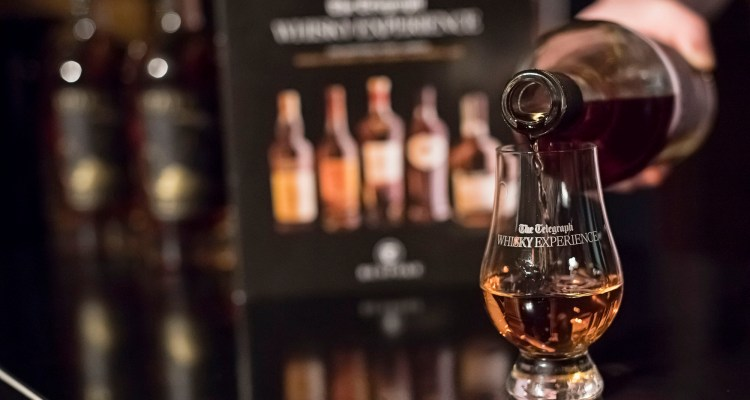 telegraph whisky experience 2017