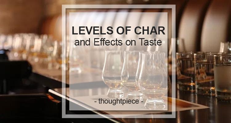 levels of char