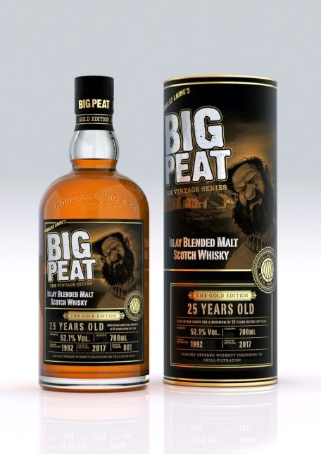 Big Peat 25 Years Old