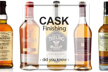 Cask finishing