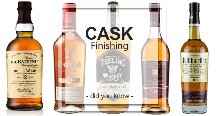 Cask finishing