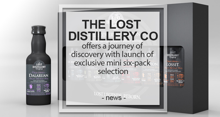 The Lost Distillery Co