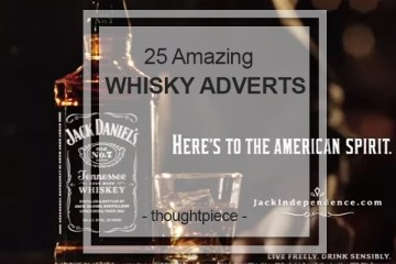 whisky adverts