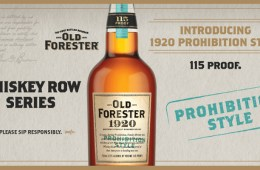 Old Forester Prohibiton