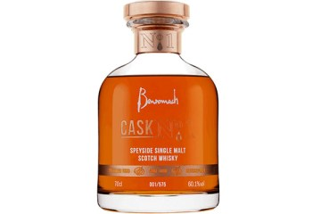 Benromach Cask No. 1