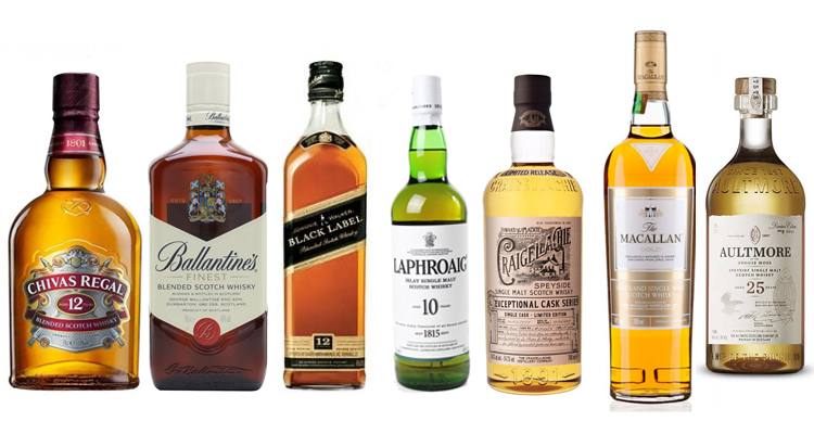 the difference between Single Malt and Blended Scotch whisky