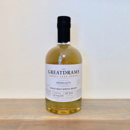 GreatDrams BenRiach 11 Year Old Single Cask