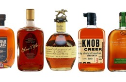 Some of the Top Bourbon Whiskies you can try
