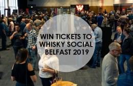 Whisky Social Belfast