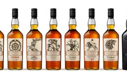 Game of Thrones Whisky Range