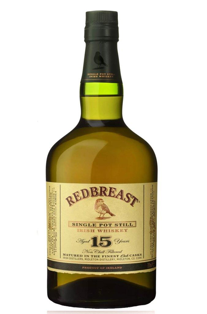 Redbreast 15 Year OId