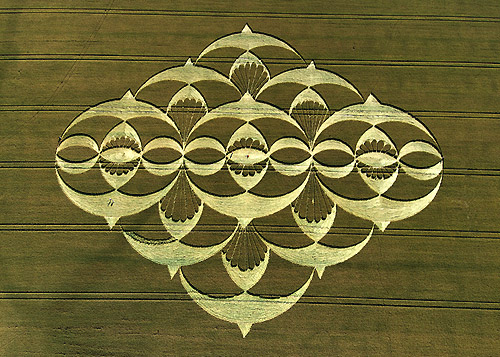 Image result for crop circle energy grid of planet