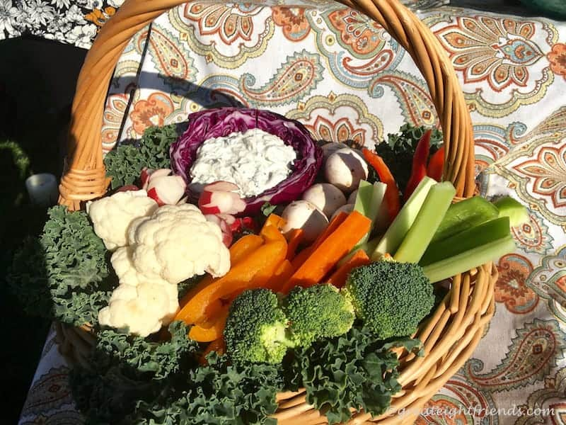 Herby Dill Dip-2