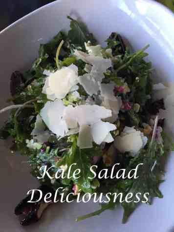 Kale Salad Pirozzi