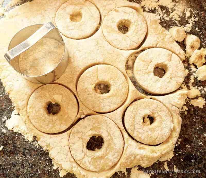 GF Cut Donuts