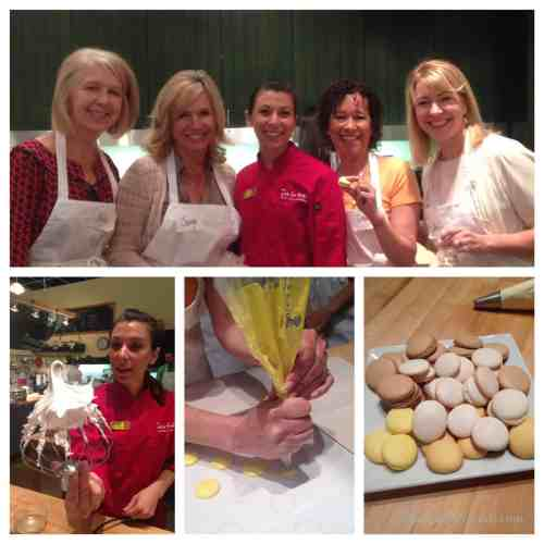 Macarons_Class_Collage