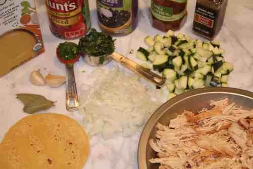 Chx tort soup-ingred