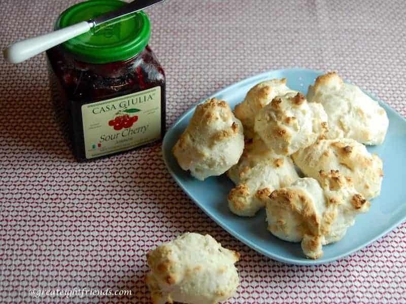 Simple Biscuits 1