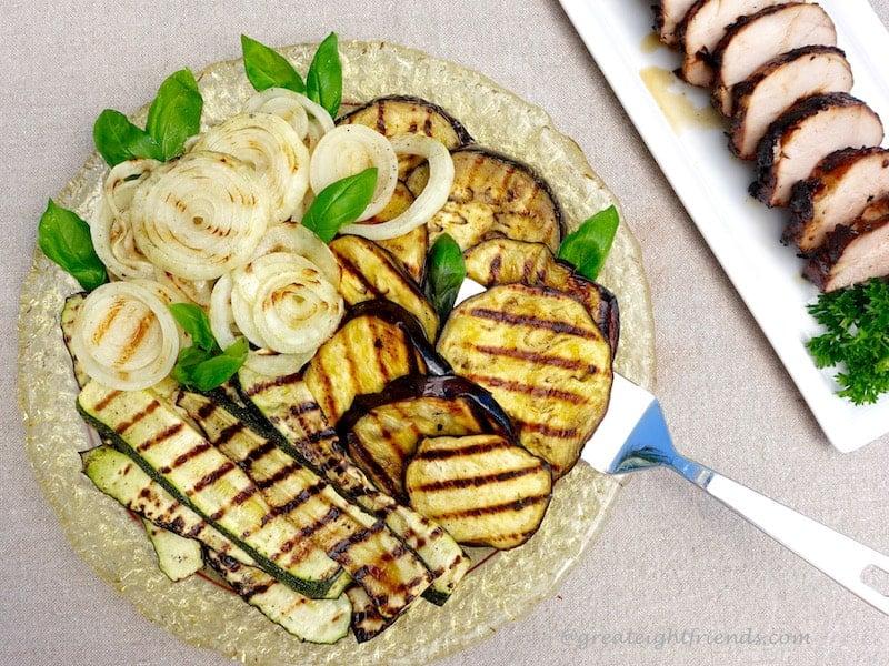 Grilled Vegetables 4