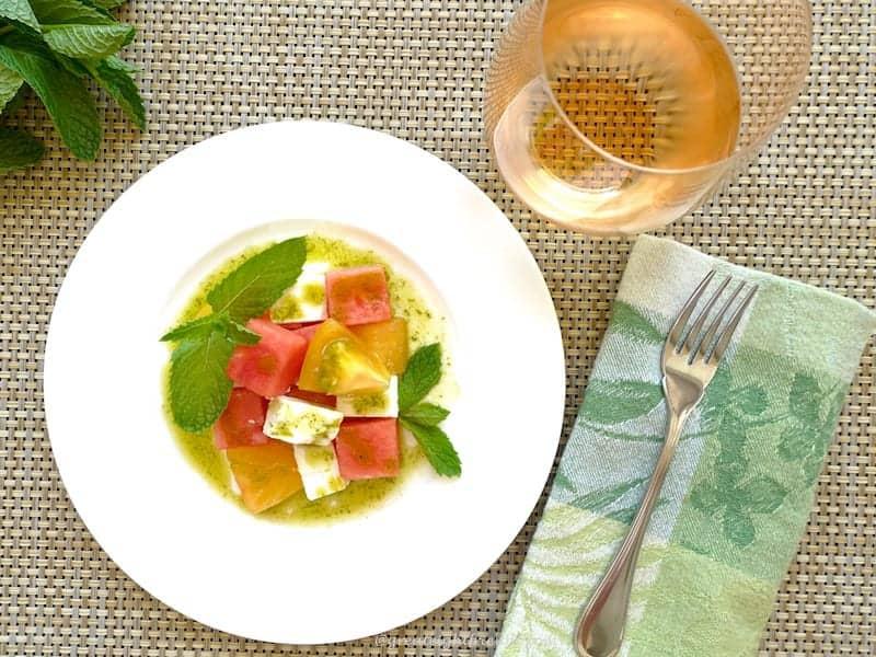 Watermelon Tomato Feta 3