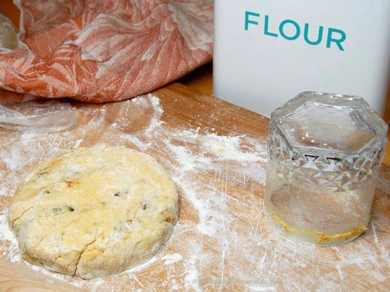 Pumpkin Biscuits Flour