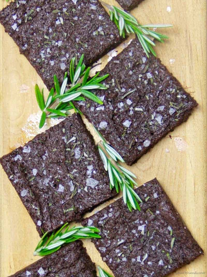 Rosemary Brownies